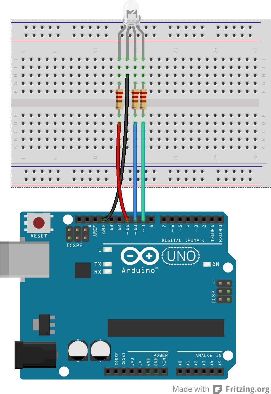 Como controlar entradas e saídas digitais do arduino
